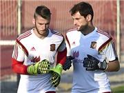 Câu hỏi cho Del Bosque: Chọn Casillas hay De Gea?