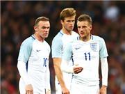 Đội tuyển Anh: Rooney đang cản đường Kane-Vardy?