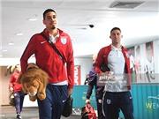 Cặp trung vệ tuyển Anh: Buộc phải tin vào Smalling-Cahill