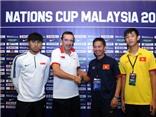 U21 Việt Nam và U21 Singapore quyết lấy HCĐ Nations Cup 2016