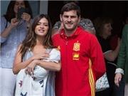 Casillas khoe con trai mới chào đời ngay trước thềm EURO 2016