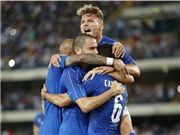 Italy 2-0 Phần Lan: Đây, Italy 'bình dân' của Antonio Conte!