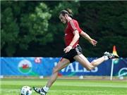 Bale để lộ bắp đùi khủng trước thềm EURO 2016