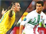 Ronaldo và Ibra tranh kỷ lục mới