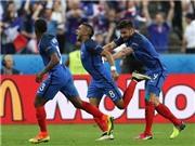 ĐIỂM NHẤN Pháp 2-1 Romania: Payet siêu đẳng. Deschamps phải lắc đầu vì hàng thủ