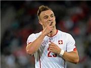 Albania 0-1 Thụy Sĩ: Shaqiri kiến tạo giúp Thụy Sĩ thắng trận đầu ở EURO 2016