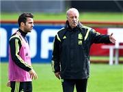 20h00 ngày 13/6, Tây Ban Nha - CH Czech: Del Bosque không chỉ đau đầu vì De Gea
