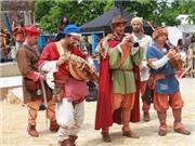 Lễ hội trung cổ ở thị trấn Provins