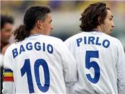 Bonucci tái hiện pha kiến tạo 'kinh điển' của Pirlo cho Baggio