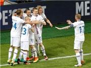 Bóng đá Iceland và câu chuyện thần kỳ của quốc gia có vỏn vẹn 330.000 dân