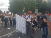 Tổng nghiệp đoàn lao động và người lao động Pháp biểu tình