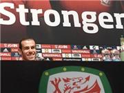 Cựu danh thủ Đặng Phương Nam: Anh sẽ gặp nhiều khó khăn trước Xứ Wales