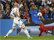 Pháp thắng chật vật, Martial, Coman bị chê 'DỞ HƠI, VỨT ĐI'
