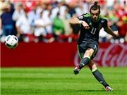 Gareth Bale lại ghi bàn từ đá phạt trực tiếp, Wales dẫn Anh 1-0