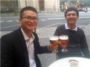 Thư EURO: Đi cà phê bóng đá ở Paris
