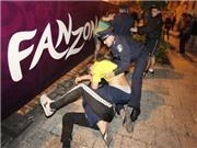 CĐV Nga lại bị bắt vì gây rối ở Cologne