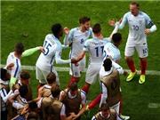 Vượt khó, tuyển Anh vươn lên ngồi đầu bảng B