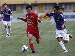 10 cầu thủ HAGL thua Hà Nội T&T 0-3