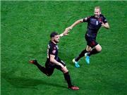 CHÙM ẢNH: Albania vỡ òa trong chiến thắng lịch sử ở EURO 2016