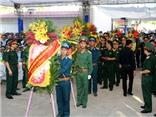 Thủ tướng, các Phó Thủ tướng viếng Đại tá liệt sĩ Trần Quang Khải