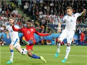 Trận đấu nhạt nhòa của tuyển Anh