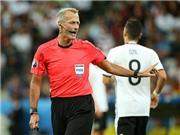 UEFA phân công trọng tài Anh bắt trận quyết định đối thủ của...'Tam sư' ở vòng 1/8