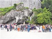 Những nẻo đường EURO: Một chiều ở thánh địa Lourdes