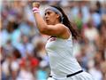 Cựu vô địch Wimbledon giảm cân quá đà