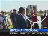 Ronaldo bực mình, giật micro của phóng viên và ném xuống hồ nước