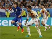 Tây Ban Nha mờ nhạt trước Croatia