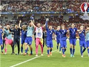 Cổ động viên Croatia ăn mừng trong bình yên