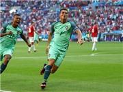 Chiêm ngưỡng siêu phẩm đánh gót thành bàn của Cristiano Ronaldo