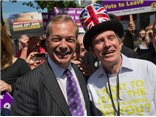 Anh bắt đầu trưng cầu dân ý đi hay ở lại EU với số người tham gia kỷ lục