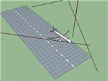 Đã xác định được 1 trong 5 vụ chiếu tia laser gây nguy hiểm cho các chuyến bay ở Nội Bài
