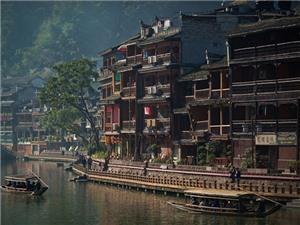 Chùm ảnh du lịch: Trương Gia Giới, Phượng Hoàng Cổ Trấn đẹp mê hồn