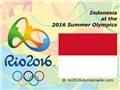 Indonesia thưởng gần 400.000 USD cho một HCV ở Olympic 2016