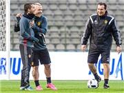 HLV tuyển Bỉ: 'Cầu thủ cứ hút thuốc thoải mái'