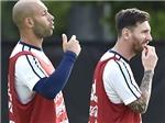 Mascherano và sứ mệnh phục vụ Messi
