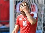 Tân binh của Arsenal được an ủi sau quả 11m hỏng ở trận Thụy Sĩ - Ba Lan
