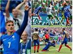 Pháp 2-1 CH Ireland: Cú đúp của Griezmann giúp Pháp ngược dòng ngoạn mục