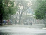Miền Bắc oi nóng, Nam Bộ mưa dông lớn, đề phòng lũ quét