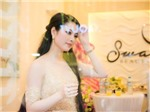 Hoa hậu Ngọc Anh bỏ tiền tỉ kinh doanh