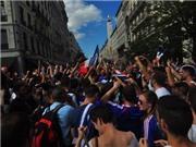 Bản tin Ký sự EURO 2016 ngày 27-6
