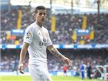 Chuyển động Man United: James sa sút, Mourinho có quyết mua?