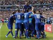 CĐV Italy phát cuồng, gửi lời thách thức đến tuyển Đức