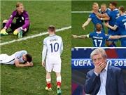 ĐIỂM NHẤN Iceland 2-1 Anh: Brexit ở EURO 2016. Lỗi lớn của Hodgson