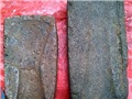 Phát hiện hai khuôn đúc đồng cổ bằng đá ở Yên Bái