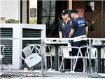 Nổ lựu đạn tại điểm xem EURO 2016 trận Italy và Tây Ban Nha tại Malaysia