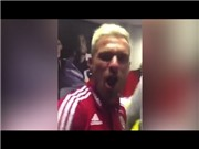 Xứ Wales mở tiệc ăn mừng khi Anh bị loại khỏi EURO 2016