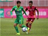 Không 'xử' trọng tài lăng mạ cầu thủ Sài Gòn FC
